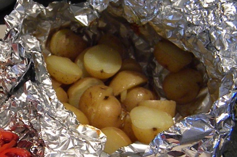 Tinfoilpotatoes